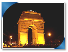 India Gate, Delhi Tourist Place