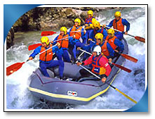 River Rafting in Uttaranchal
